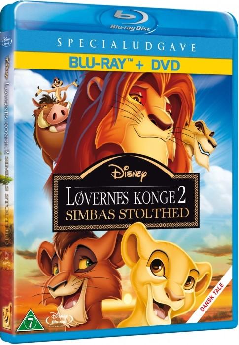 løvernes konge danske stemmer